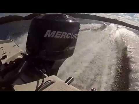 Fall Lake Cumberland Kentucky 2014 Fishing Trip with a GoPro