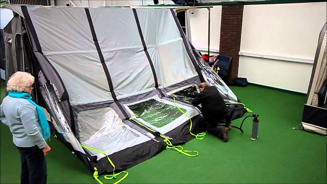 Kampa Rally 390 Air Demonstration Video Hd Mr Ringham