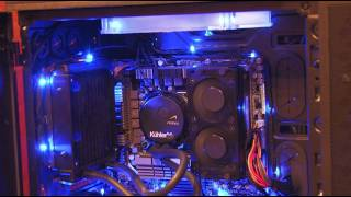 New Build, Level 10 GT, I7-970, Sabertooth X58, Asus GTX 570, 4.4Ghz Stable Overclock