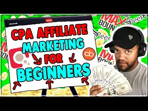 $10K Facebook Ad & CPA  Affiliate Marketing Beginner Training Case Study  Step By Step Strategy