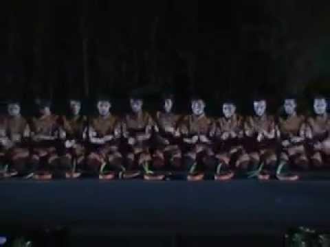 Gba 2012 (2) Tari Saman video