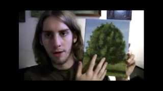 Acrylic Painting Tip 27 - Varnishing An Acrylic Painting