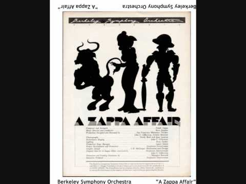Frank Zappa - Theme From The 3rd Mvmt Of Sinister Footwear