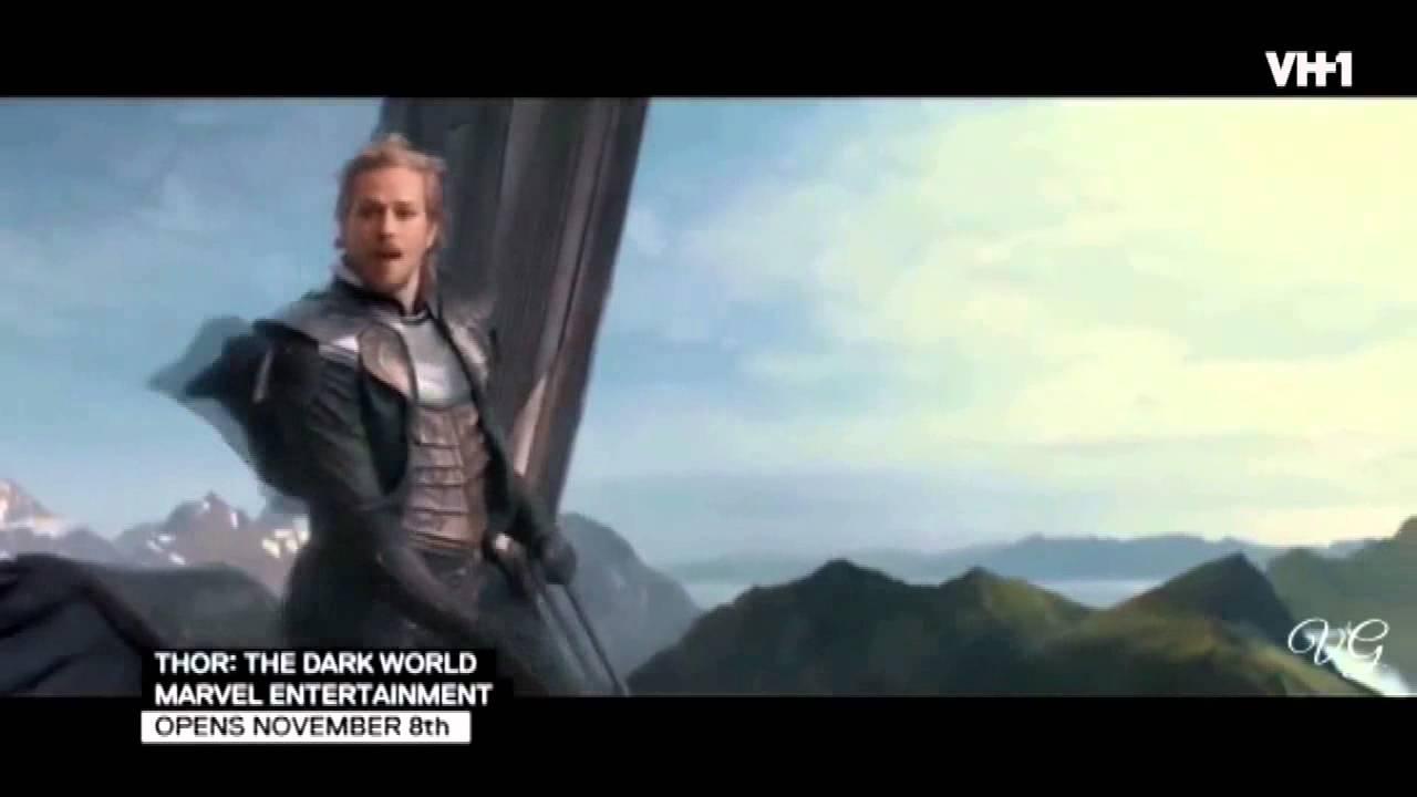 Zachary Levi - Thor: The Dark World - Fandral - YouTube