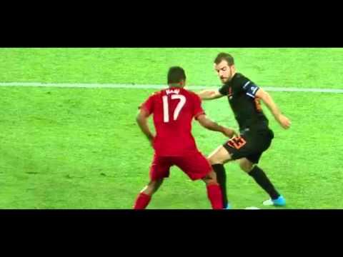 Van Der Vaart Vs Portugal 2012 skills