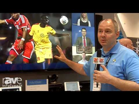 InfoComm 2014: Vidyo Exhibits 4K Support from VidyoRoom HD-230