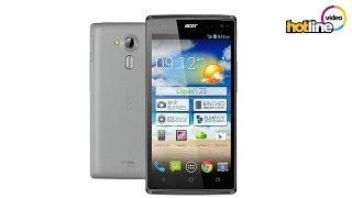 Обзор смартфона Acer Liquid Z5