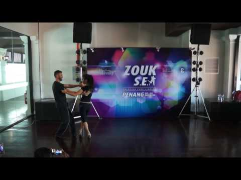 Zouk SEA 2016 ACD-5 - Celia and Anton ~ video by Zouk Soul