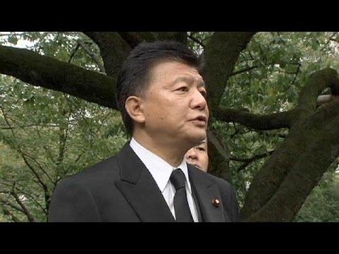 Japanische Parlamentarier besuchen umstrittenen Kriegsschrein