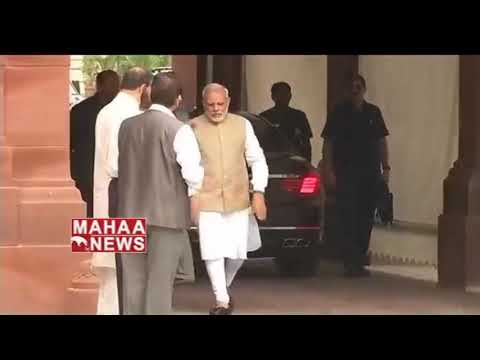 Telangana CM KCR to Meet PM Modi Today | TRS | BJP | Mahaa News
