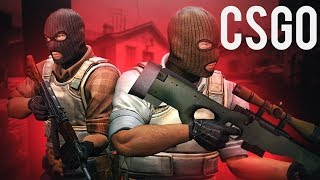 Counter-Strike Global Offensive ქართულად Wingman 2 VS 2 vertigo👮‍♀️