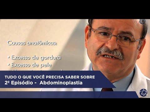 Vídeo - Abdominoplastia