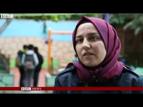 New life for Syrian children in Turkey   BBC News