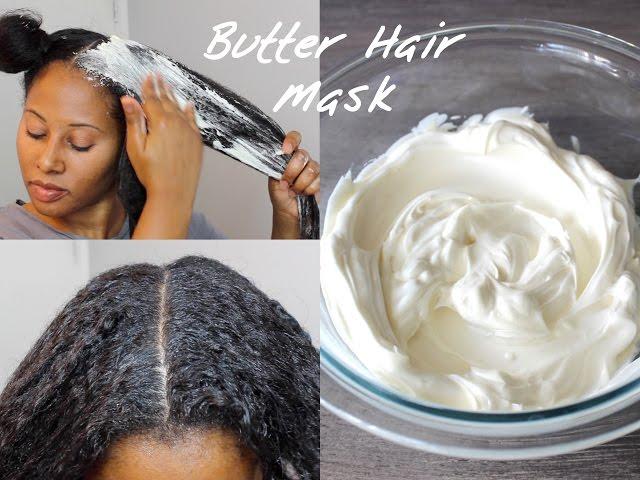Butter Hair Mask ??