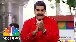 President Maduro Presents New Political Take On