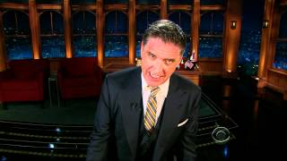 Craig Ferguson - Twitter Rant 2012