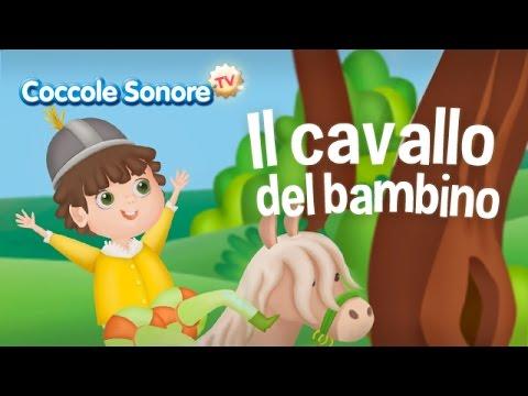 Il cavallo del bambino – Canzoni per bambini di Coccole Sonore