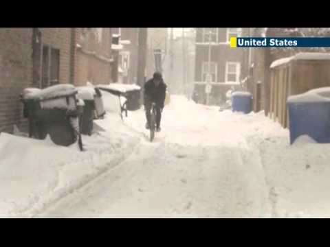 Polar vortex storm to hit US and Canada: North America prepares to face Arctic weather conditions