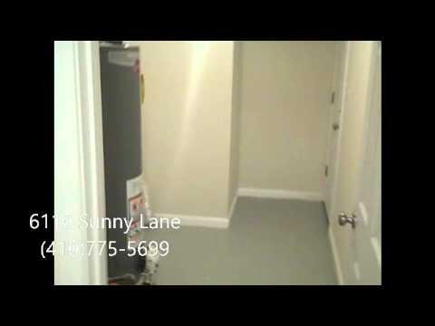 6110 Sunny Lane, Gwynn Oak, Maryland 21207- For Sale video