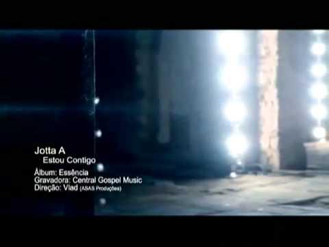 Jotta A   Clipe oficial Estou Contigo   Central Gospel Music