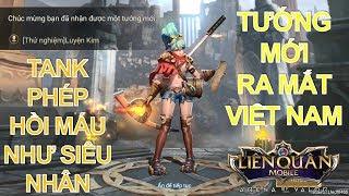 Tướng mới ra mắt Việt Nam: ROXI Tank phép trâu bò hồi máu như siêu nhân [ Mua và test luôn ]