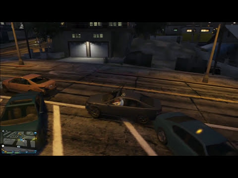 GTA V - Online - 3 Glitchs Insanos! Carro Indo para o Limbo!