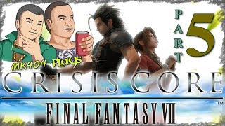 MK404 Plays Crisis Core: Final Fantasy VII PT5 - Sega Megadrive