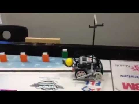 FLL First Lego League Senior Solutions 2012