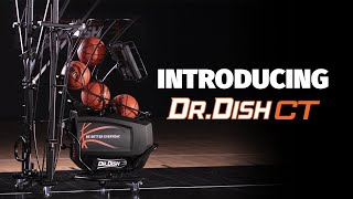 Introducing the NEW Dr. Dish CT - The Shooting Machine Re-imagined