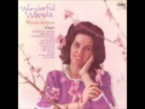 Wanda Jackson - If I Cried Every Time You Hurt Me