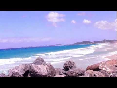 Голд Кост, Австралия: Пляж Palm Beach
