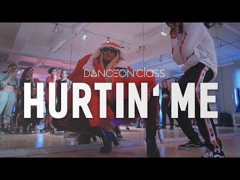 Stefflon Don ft. French Montana - Hurtin' Me | Keenan Cooks Choreography | DanceOn Class