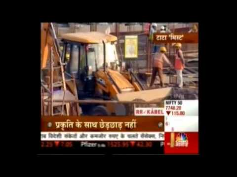 CNBC Awaaz India Real Estate Guide on Tata Myst Himachal Project