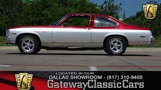 1979 Chevrolet Nova #695-DFW Gateway Classic Cars of Dallas