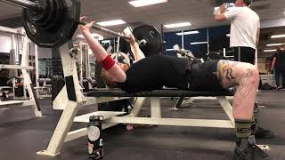 4/23/19 Comp Bench 3x6