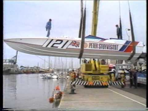 Offshore World Championship 1982 in Poole