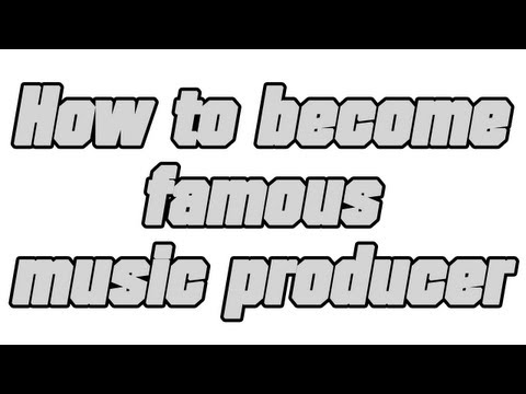 How to Succeed in Music as a music producer (Get more views)