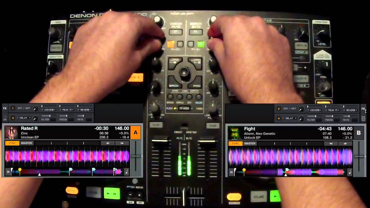 How I Mix: Just Messing Around (Psytrance Full On Mix)
