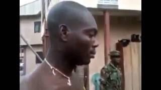 Soldiers vs omo oniles in Ajah, Lagos state