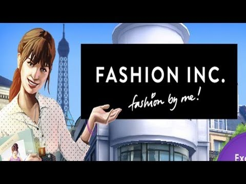 Fashion Inc by Stardoll - iPhone & iPad Gameplay Video