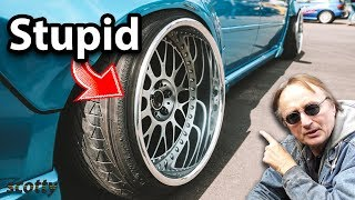 If You Have These Car Mods You're Stupid