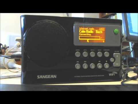 Sangean Internet Radio WFR 28