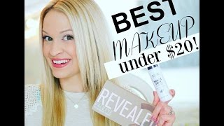 BEST Drugstore Makeup UNDER $20!