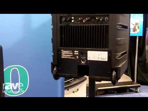 InfoComm 2014: Starin Distributing Explains MiPro Portable PA Products