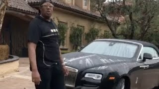 "Master P ""Explains How To Make Enough Money To Buy 2 Rolls Royce"