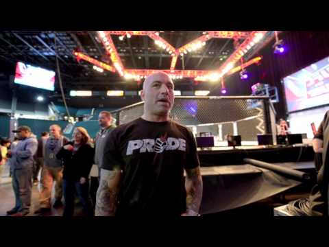 Dana White UFC on FX7 vlog day 1