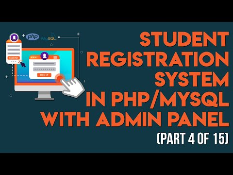 Students Registration Student Registration System in