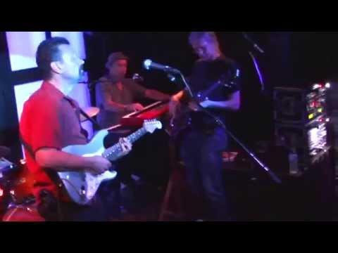 Alan Wright @ The VU Sunday Pro Blues Jam 6-1-14