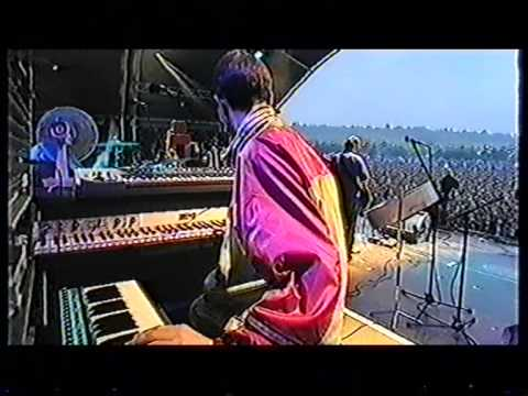 Super Furry Animals, The Turning Tide, 1999 Glastonbury Festival live