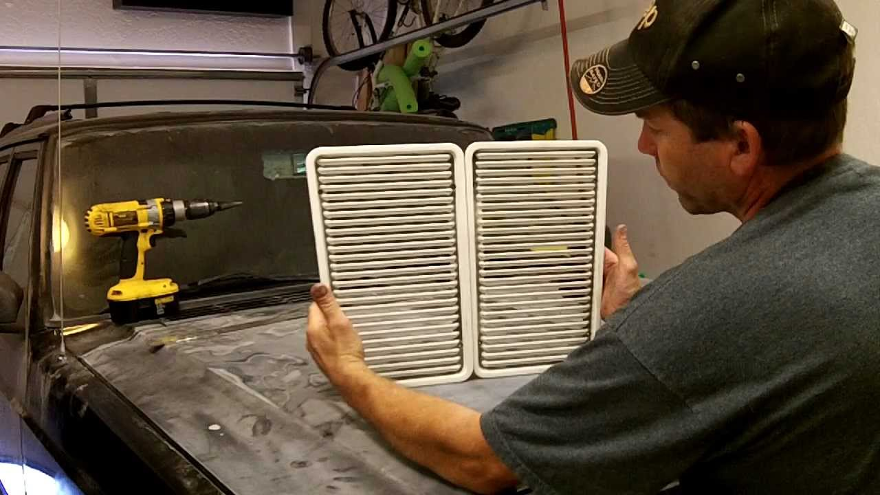 How To Install Hood Vents In A Jeep Cherokee Xj Youtube